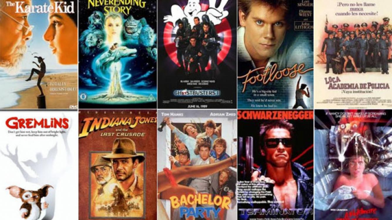 La lista de 15 películas que en este 2014 cumplen 30 años y se convirtieron en clásicos. (Foto: Web)