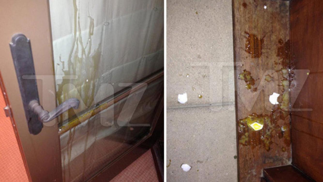 Justin Bieber podría ir a prisión por tirar huevos a la casa de un vecino. (Foto: TMZ.com)