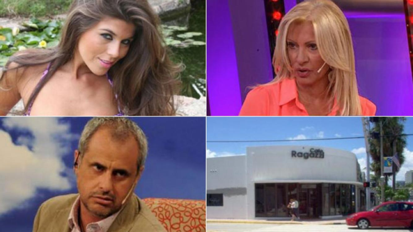Escándalo, insultos y amenazas entre la mamá de Loly Antoniale y Susana Roccasalvo. (Fotos: Web)