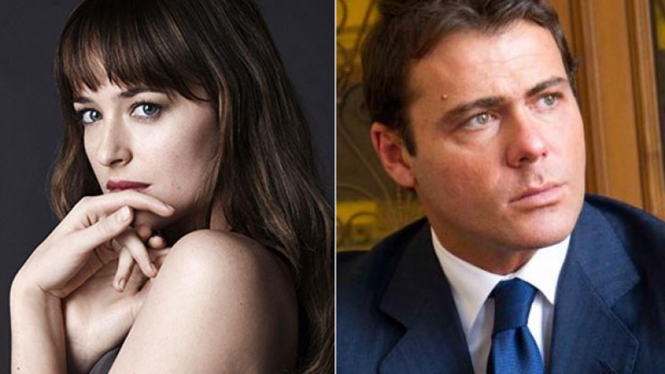 50 sombras de Grey: Dakota Johnson se enamoró del verdadero Christian Grey. (Foto: Web)