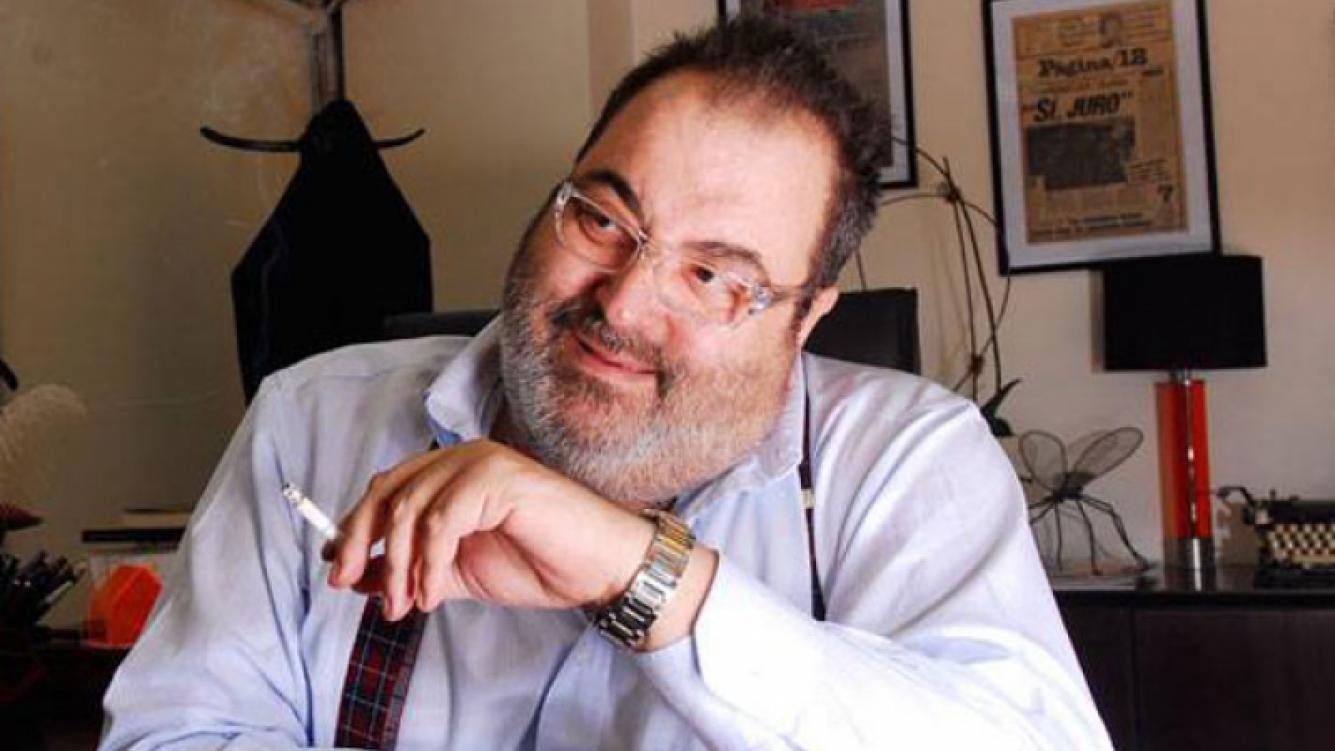 Jorge Lanata y el ofrecimiento más conmovedor de su vida. (Foto: Web)
