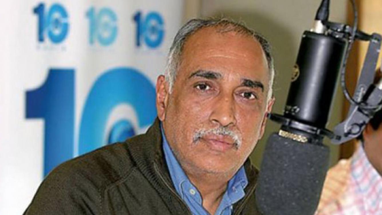 El Negro González Oro se va de Radio 10 tras quince años (Foto: Web).