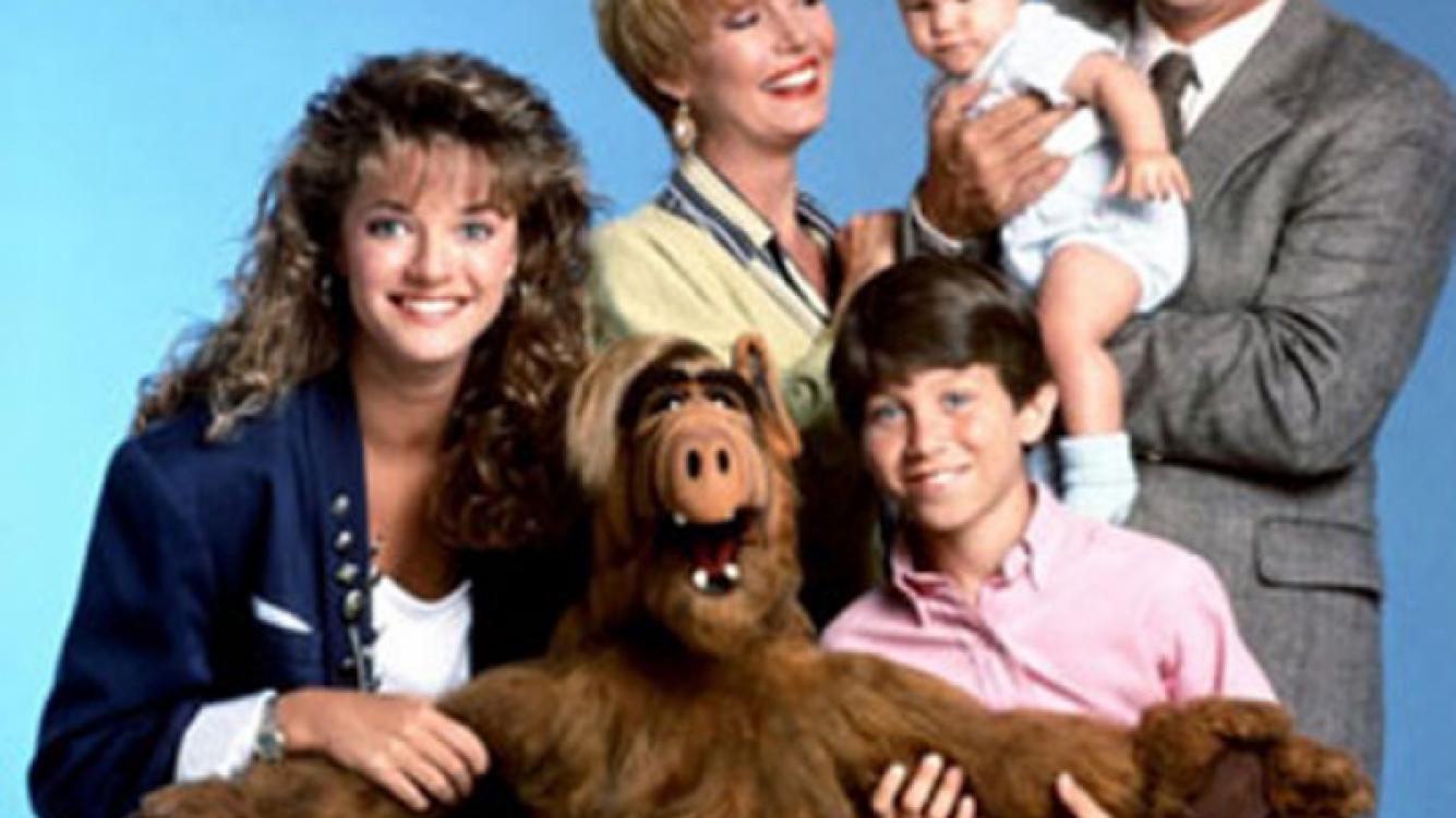 ALF: ¡Mirá cómo está el pequeño Brian Tanner! (Foto: Web)