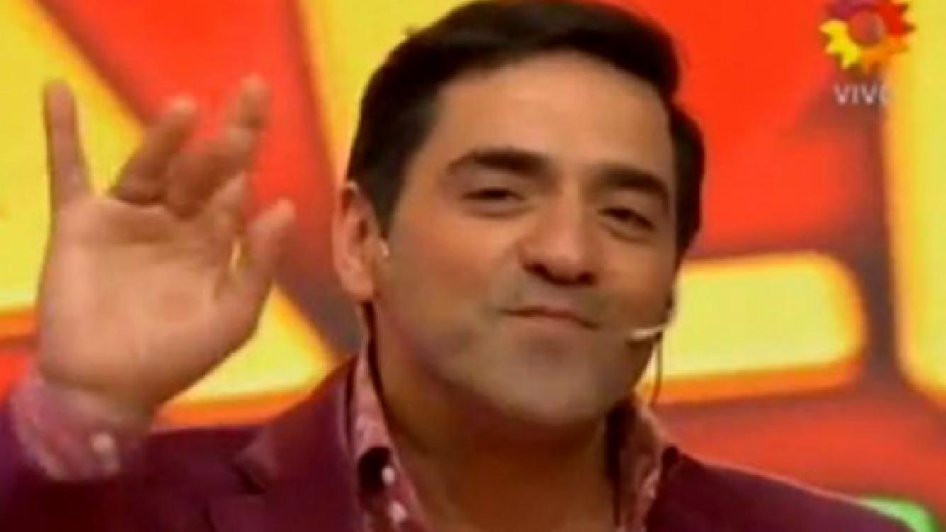 Mariano Iúdica y sus confesiones hot. (Foto: Captura TV)