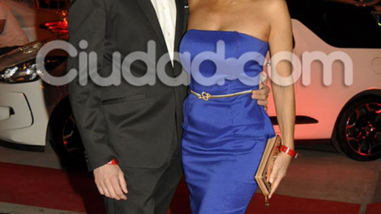 María Fernanda Callejón y Ricky Diotto se casarán el 14 de febrero. (Foto: Jennifer Rubio-Ciudad.com)