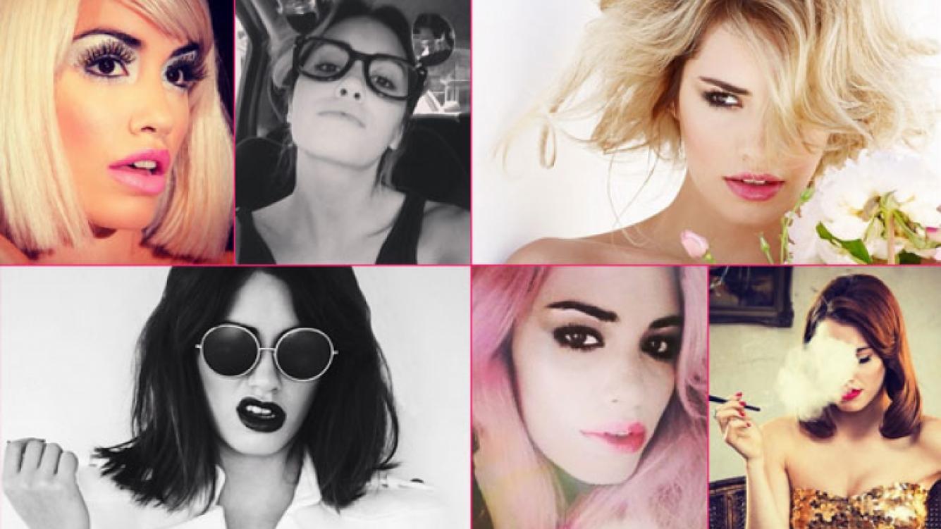 Lali Espósito, camaleónica y sensual. (Foto: Instagram)