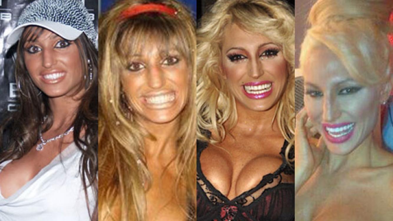 Vicky Xipolitakis: su drástico cambio físico año a año (Fotos: Web).