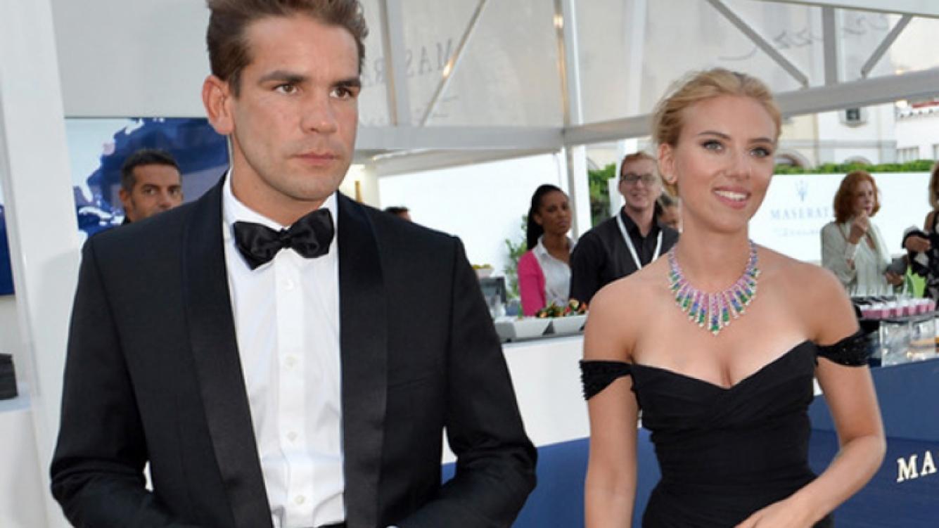 Scarlett Johansson está esperando su primer hijo con el periodista francés  Romain Dauriac. (Foto: archivo)