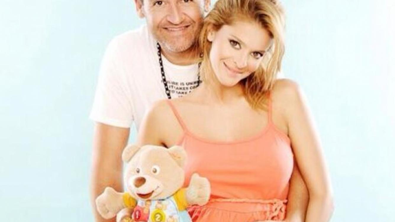 Vanina junto a Alvaro Navia. (Foto: Web)