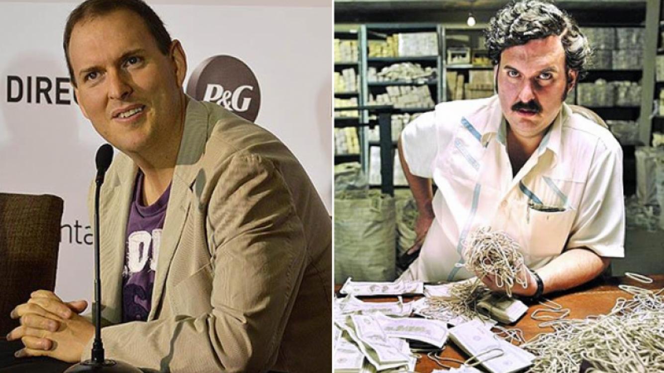 Tras hacer de Pablo Escobar, Andrés Parra busca despegarse de los roles asociados al narcotráfico. ¿Lo logrará? (Fotos: archivo Web)