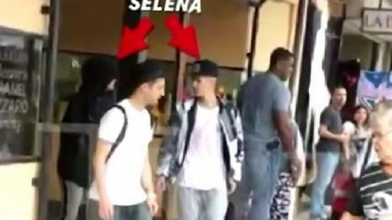 Las fotos de Justin Bieber y Selena Gómez nuevamente juntos. (Foto: TMZ.com)