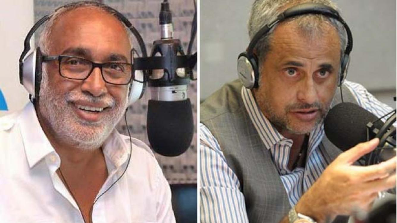 Oscar González Oro se desentendió de la pica con Jorge Rial. (Foto: Web)