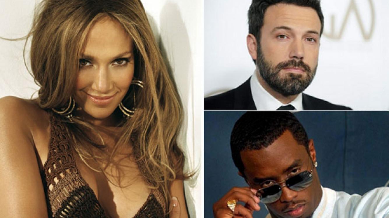 """Jennifer Lopez, sobre Ben Affleck y P. Diddy: """"Dejaría que esos dos hijos de pu... se ahoguen"""". (Foto: web)"""