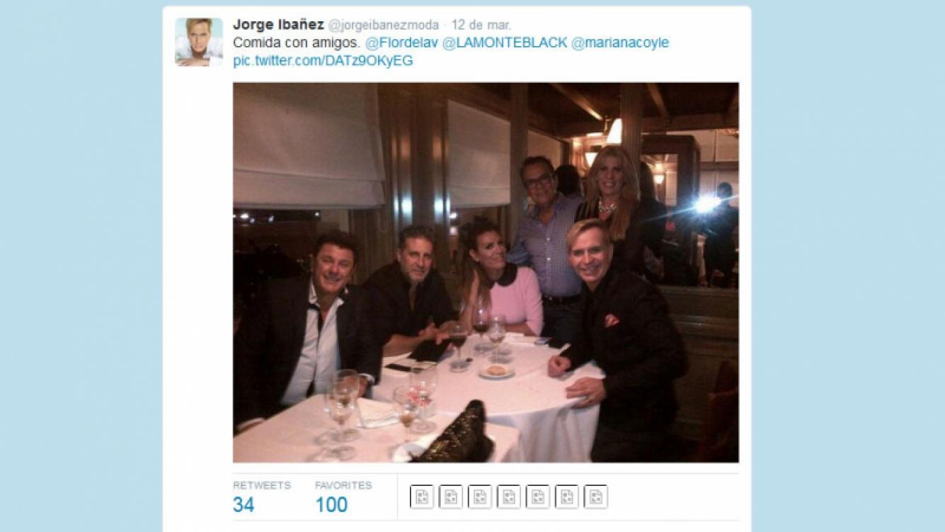 Cómo fueron las últimas horas de Jorge Ibáñez en Twitter. (Foto: Twitter)