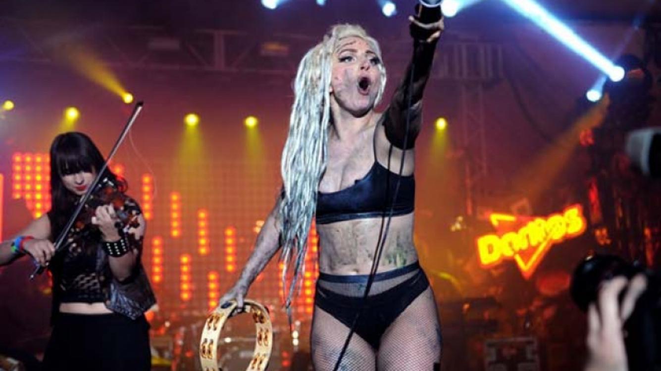 Lady Gaga revolucionó el South by Southwest. (Foto: Web)