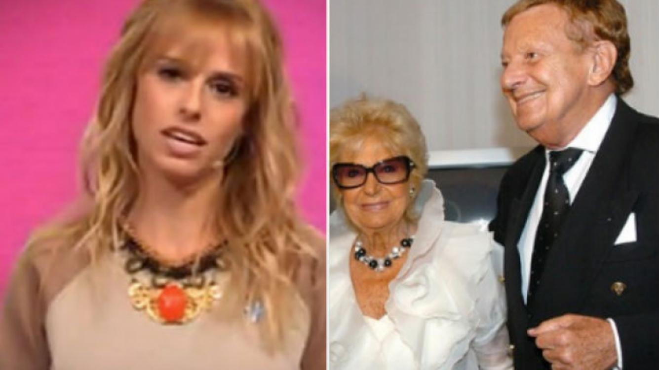 Falleció la abuela de Mariana Fabbiani. (Fotos: Web)
