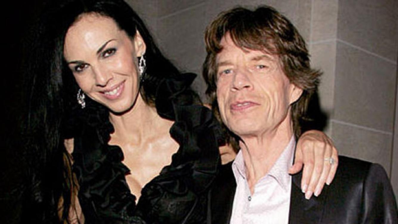 Mick Jagger: Hallan muerta a la novia del líder de los Rolling Stones. (Foto: web)