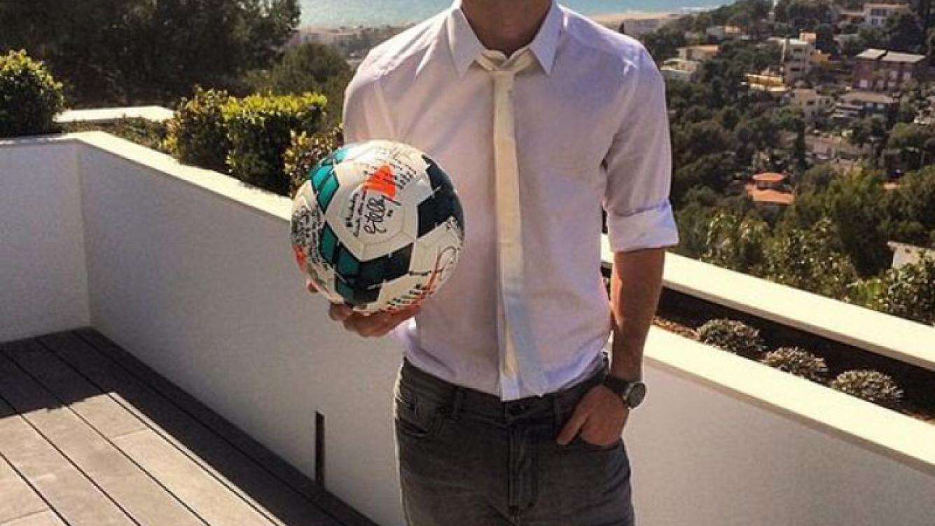 La mansión de Lionel Messi. (Foto: Instagram)