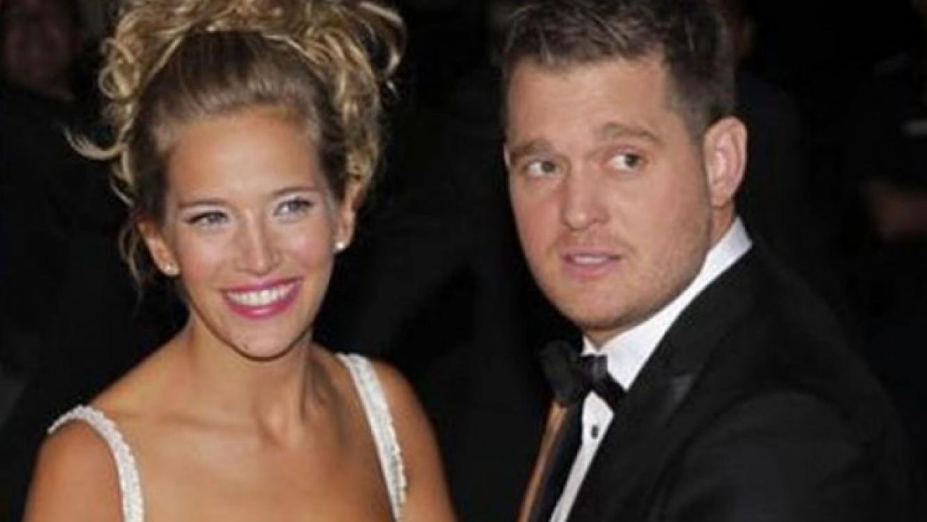 Michael Bublé confesó que le daba miedo casarse con Luisana Lopilato. (Foto: Web)