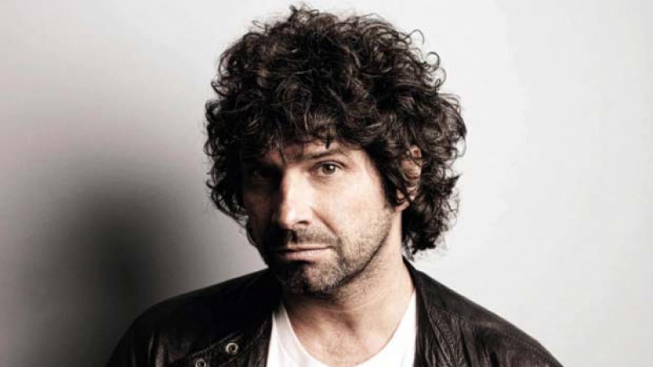 Iván Noble, un rockero sensible. (Foto: Web)