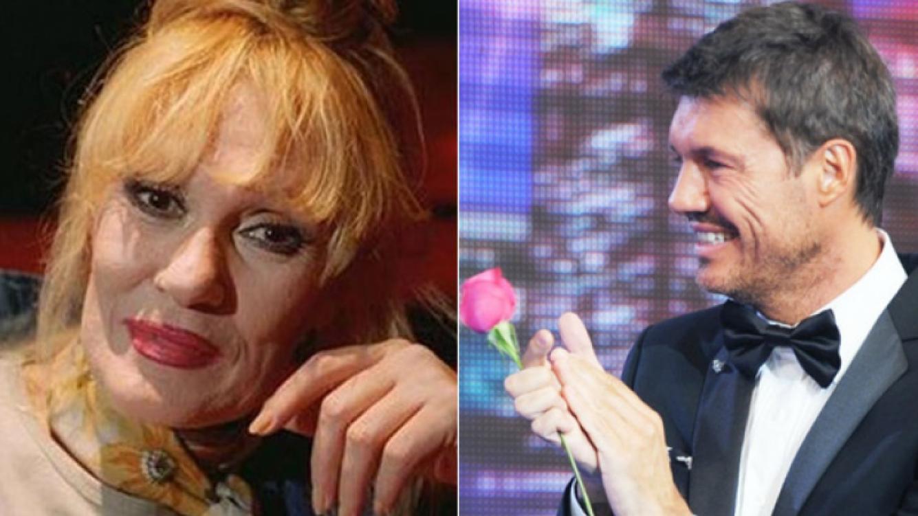 Norma Pons fue tentada por la producción de ShowMatch. (Fotos: archivo Web)