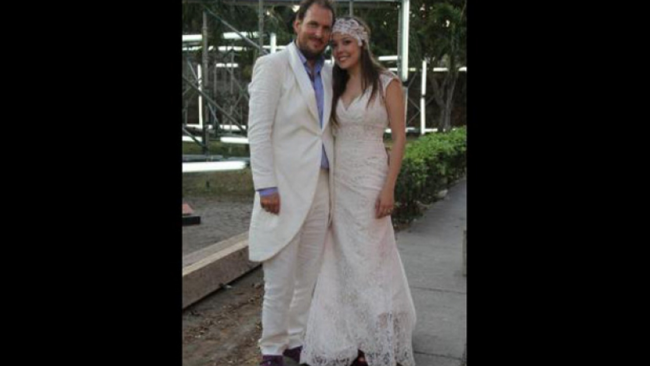 Se casó Andrés Parra, el actor de Escobar, el patrón del mal. (Foto: El universal)