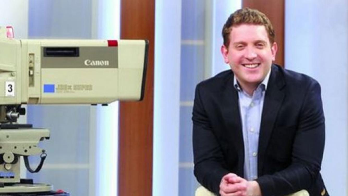 Jonatan Viale es el panelista favorito de Intratables para los usuarios de Ciudad.com. (Foto: Web)