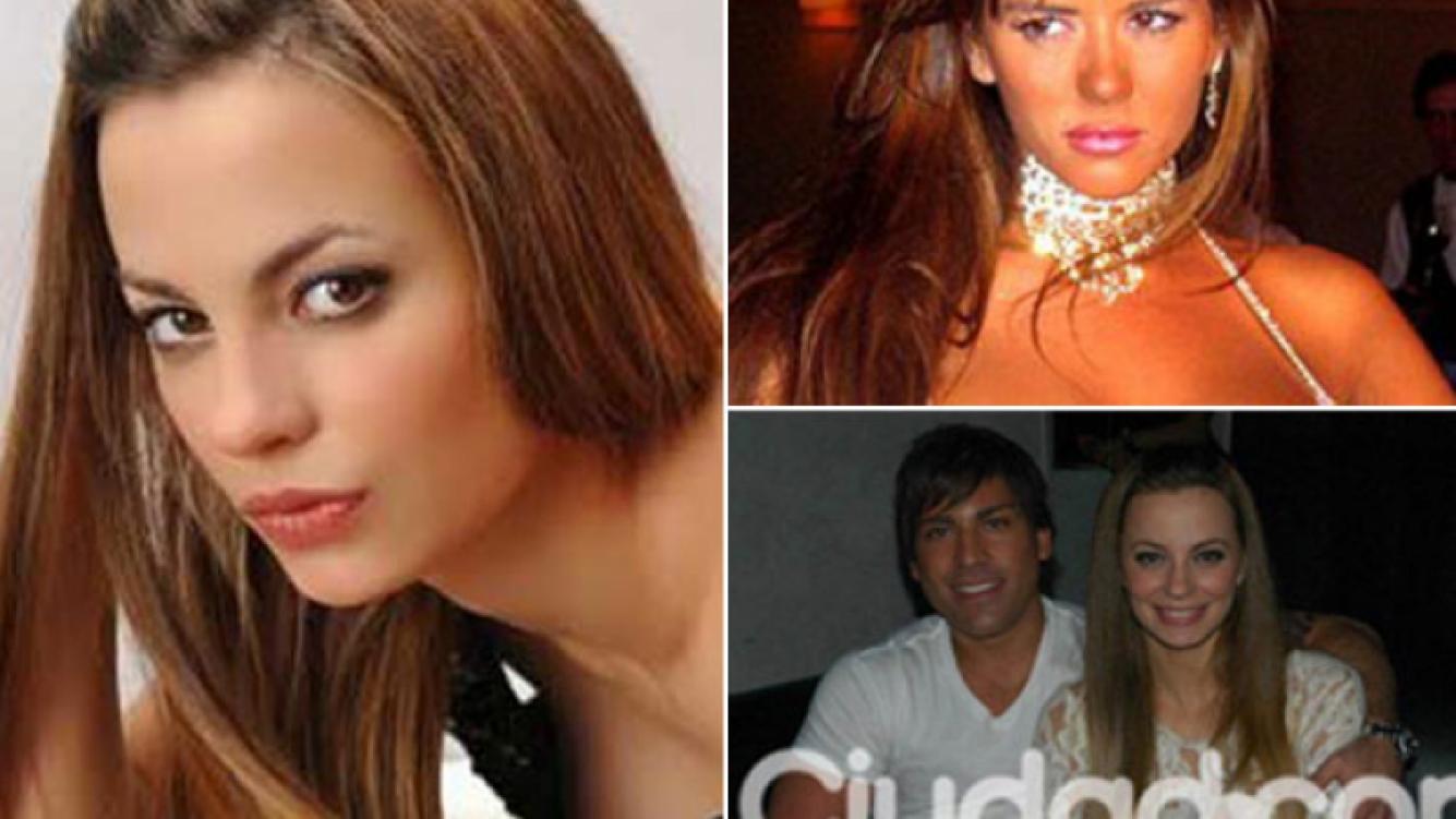 ¡Papelón! Erika Mitdank acusó a Karina Jelinek de querer robarle el novio y terminó soltera. (Fotos: Ciudad.com y Web)