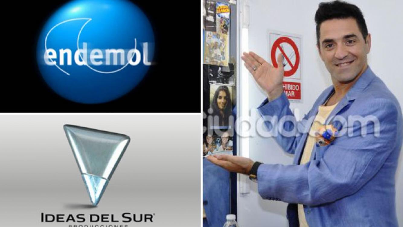 Mariano Iúdica y su pase a Endemol. (Fotos: Ciudad.com y Web)