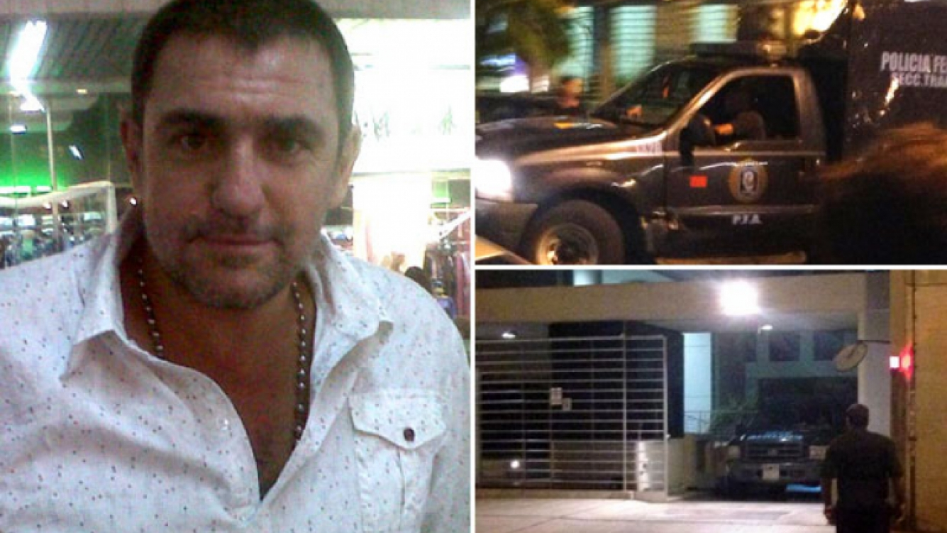 La muerte de Fabián Rodríguez. (Foto: Web y Twitter @payitoweb)