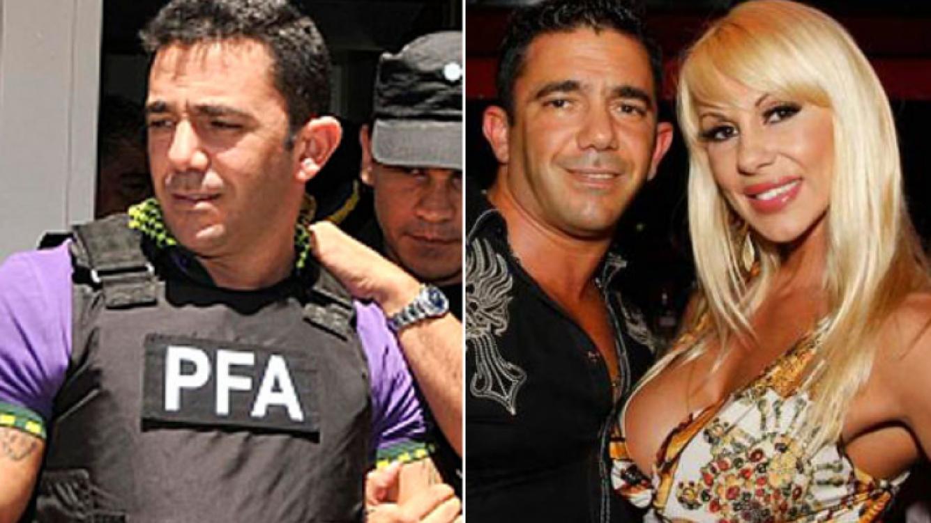 Juan Suris, novio de Mónica Farro, recibió la prisión preventiva. (Fotos: Ambito.com y Web)
