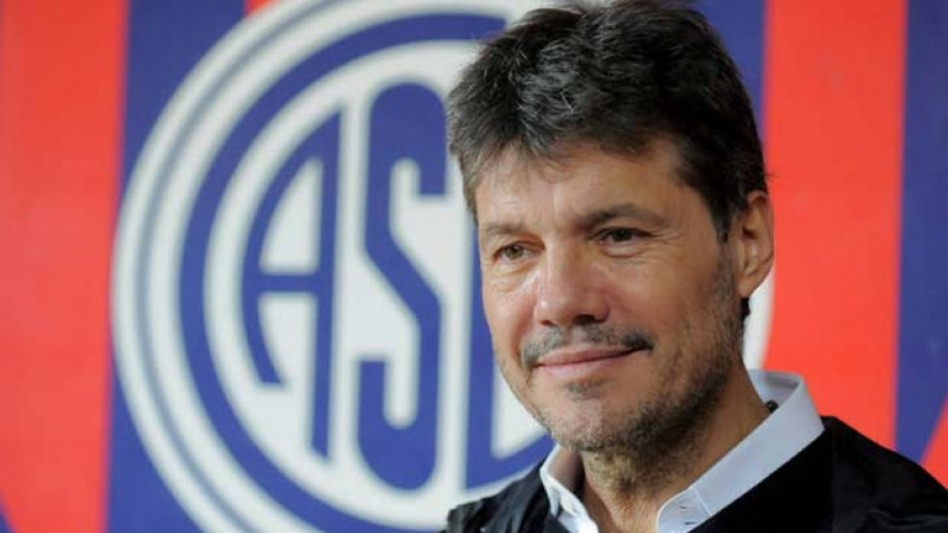 Marcelo Tinelli pidió 9 meses de licencia en San Lorenzo. (Foto: web)