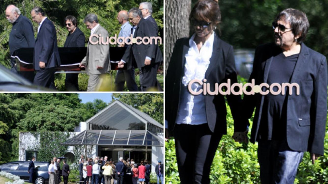 Las imágenes del último adiós a Lía Lerner. (Foto: Jennifer Rubio/Ciudad.com)