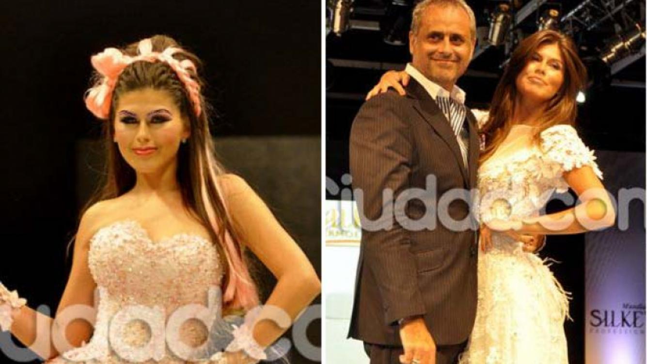 Loly Antoniale y Jorge Rial, ¿retomarán los planes para casarse el 18 de noviembre? (Fotos: Ciudad.com)