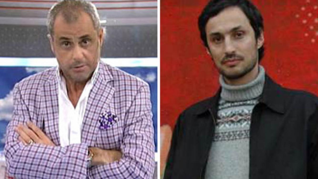 Jorge Rial vs. Daniel Tognetti. (Fotos: Web)