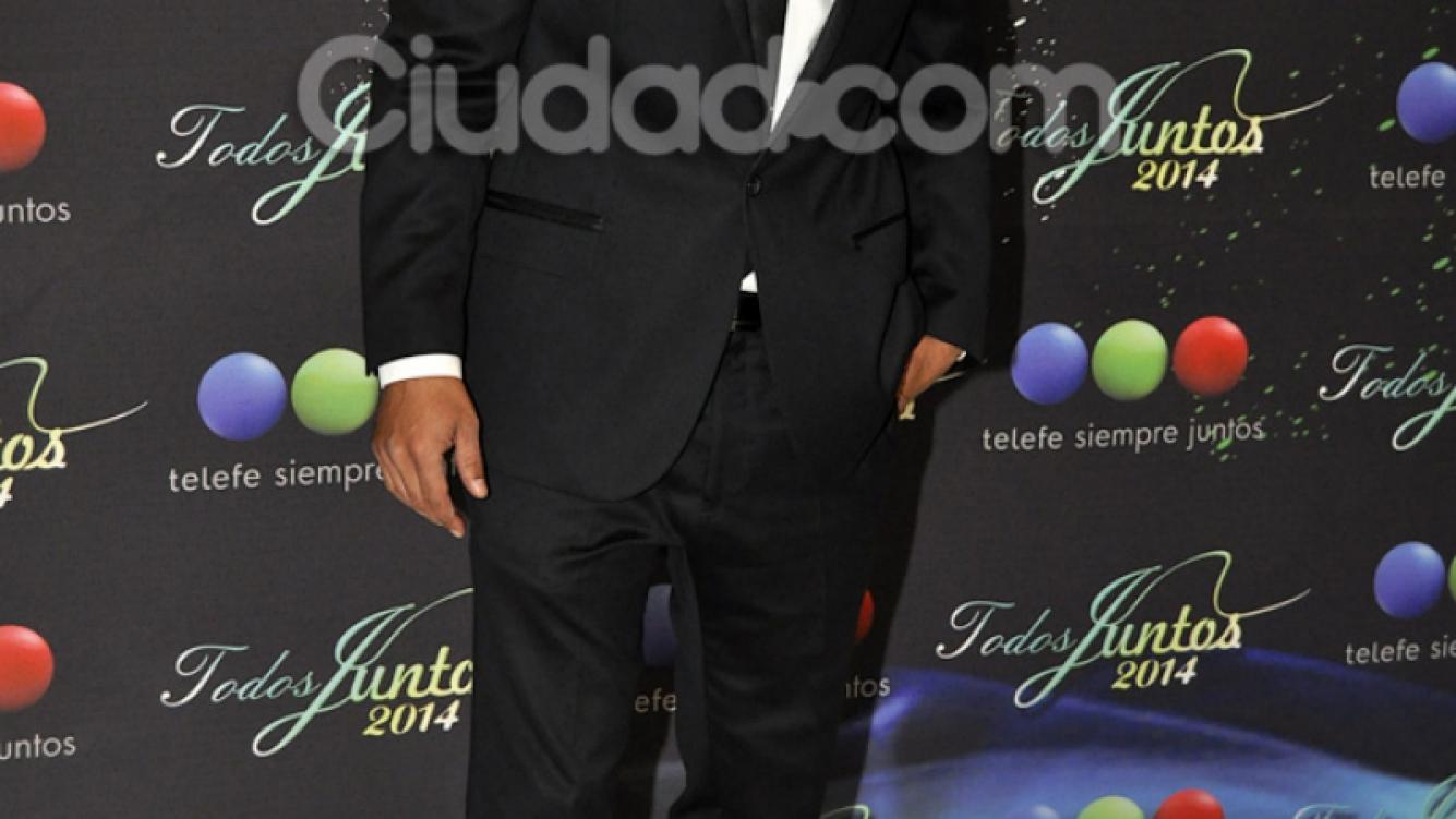 Sebastián Estevanez en Todos juntos 2014. (Foto Jennifer Rubio).jpg
