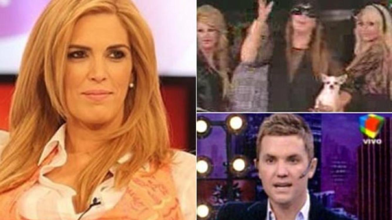 Viviana Canosa se metió en la polémica por la baja de Moria Casán en Intratables.