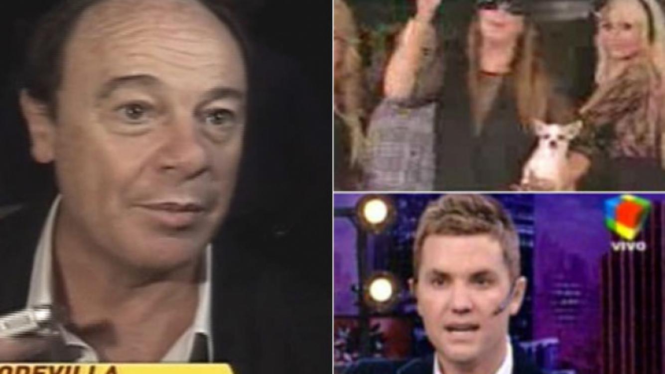 Pablo Codevilla habló sobre el incidente de Moria Casán en Intratables. (Fotos: Captura TV)