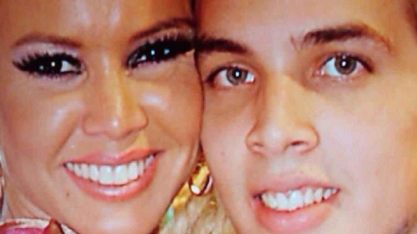 Dallys Ferreira y el recuerdo de su hermano Jonathan. (Foto: Instagram)