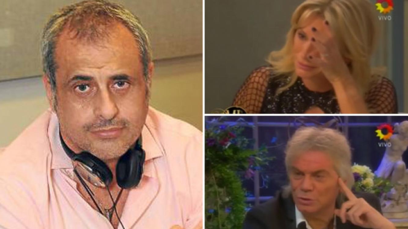 Jorge Rial se metió en la pelea entre Beto Casella y Yanina Latorre. (Foto: Web)