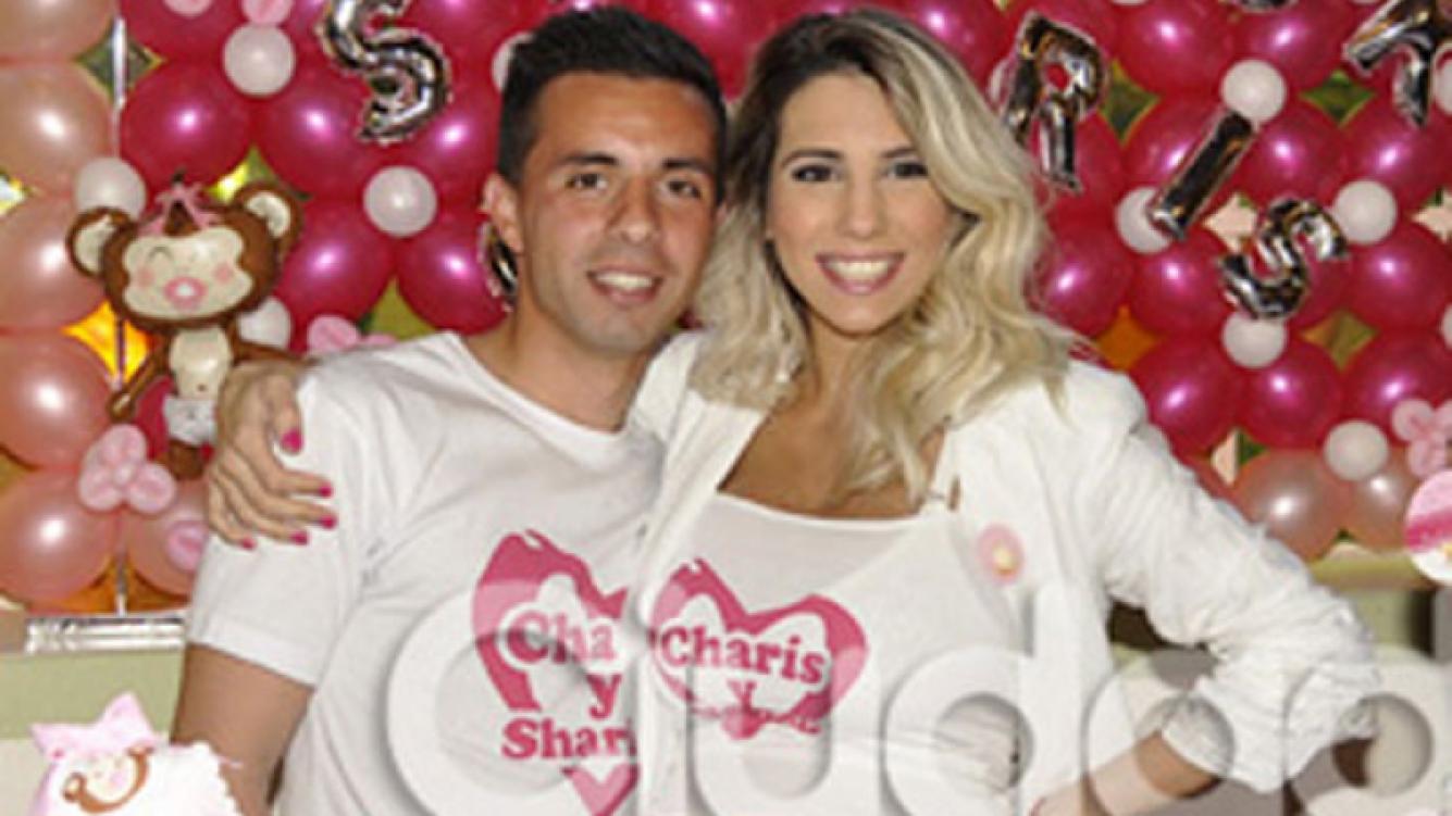 Cinthia Fernández y Matías Defederico. (Foto: Ciudad.com)