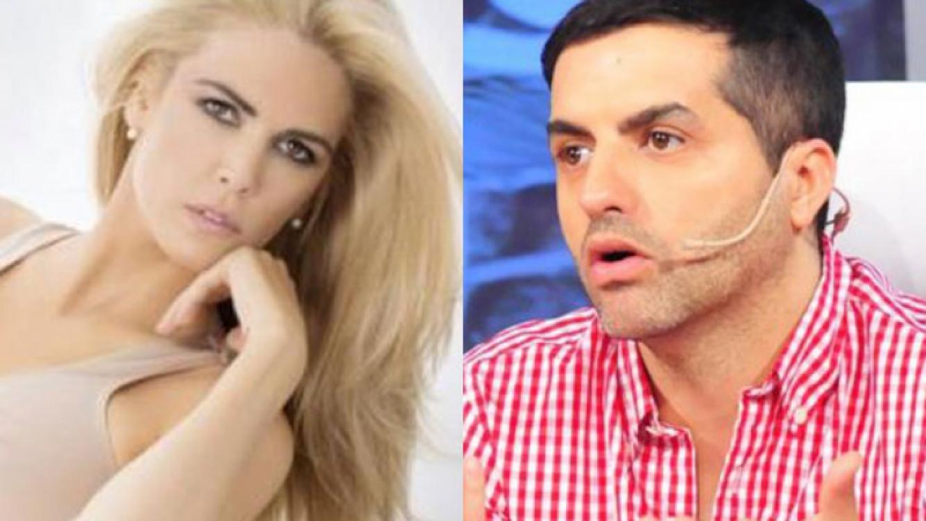 Viviana Canosa y De Brito, mucha ironía en Twitter (Fotos: Web).