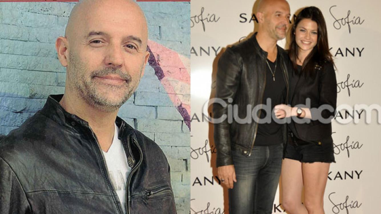 El Pelado López habló de su noviazgo con Jujuy (Fotos: Pronto y Archivo Ciudad.com).