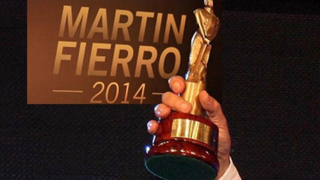 Martín Fierro 2014: habrá 42 rubros, más el Oro.