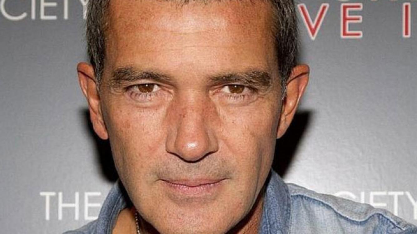 Antonio Banderas podría interpretar al papa Francisco en la pantalla grande. (Foto: web)