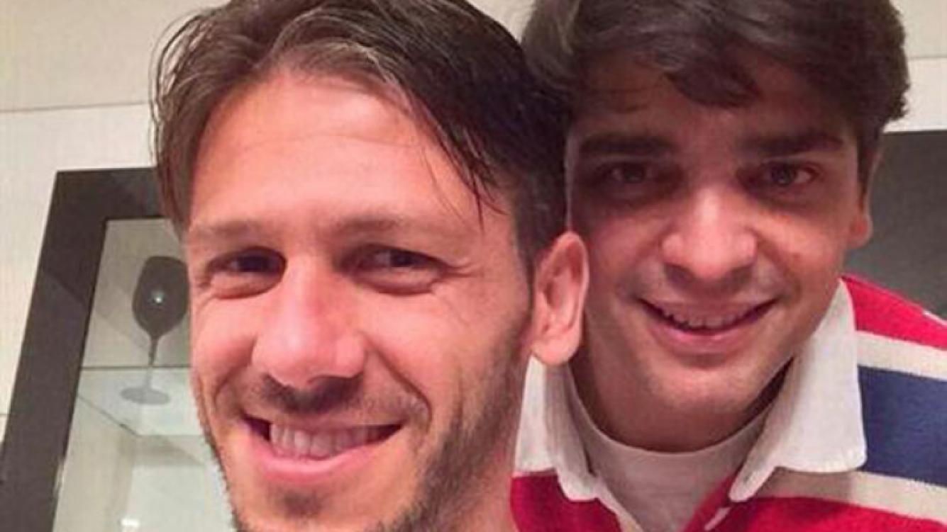 Martín Demichelis y su nuevo corte de pelo. (Foto: Canchallena.com)