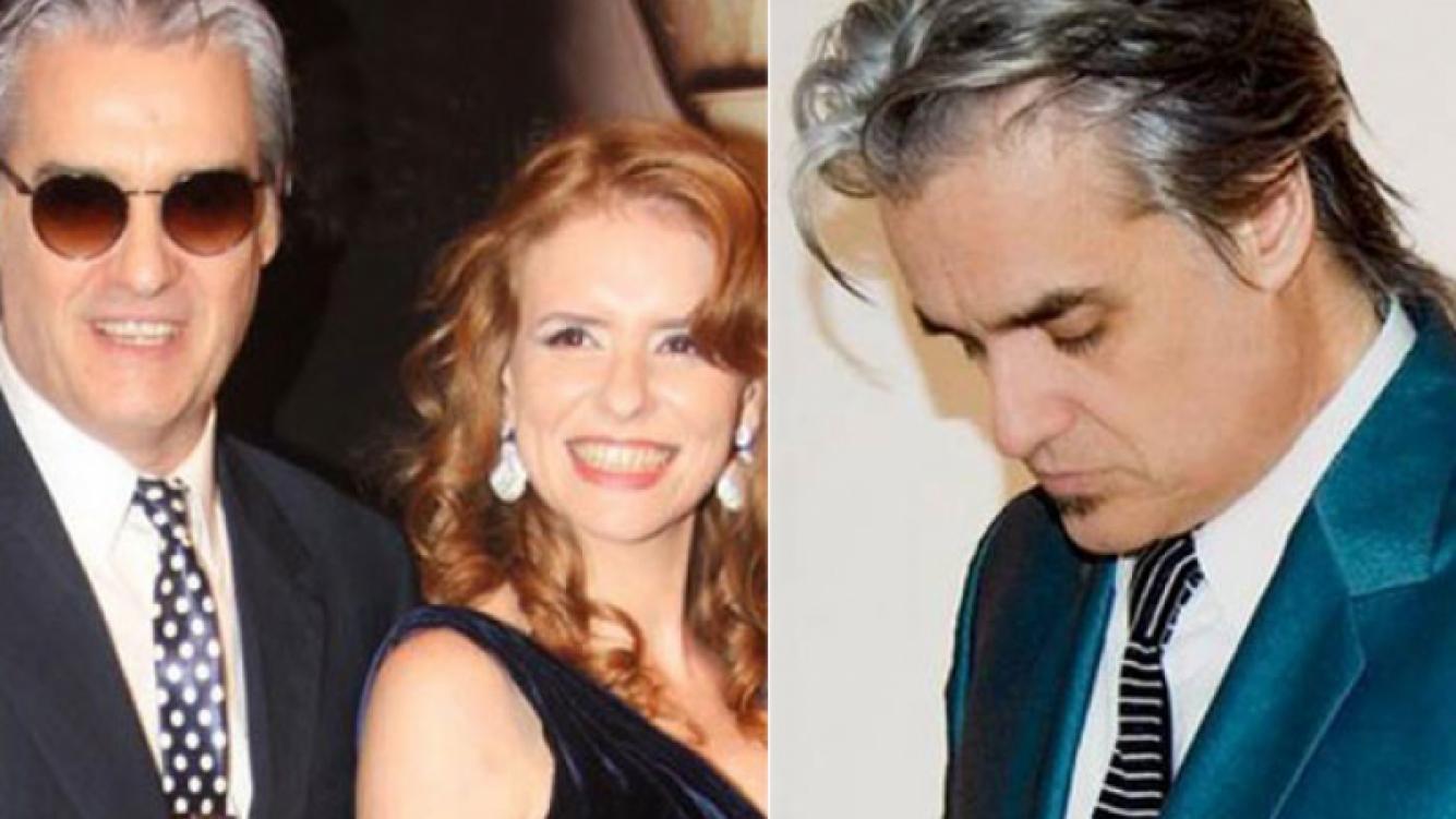 Roberto y Karina, separados (Foto: Web)