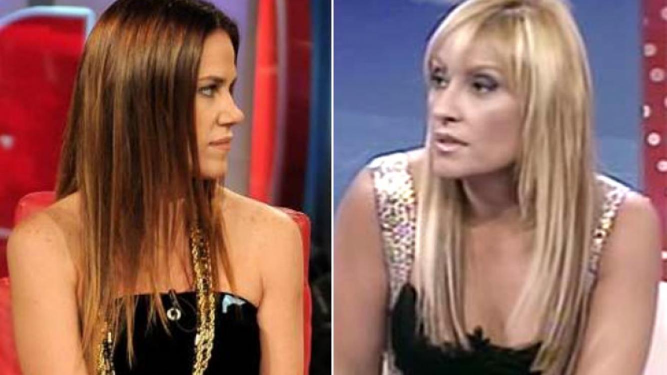 Marcela Baños y Marcela Tauro, dos ausencias llamativas tras un día especial en Intrusos. (Fotos: archivo Web)