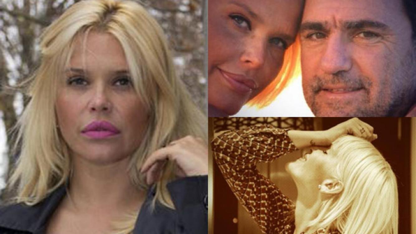 Nazarena Vélez expresó sus sentimientos en las redes sociales (Fotos: Web y Twitter).