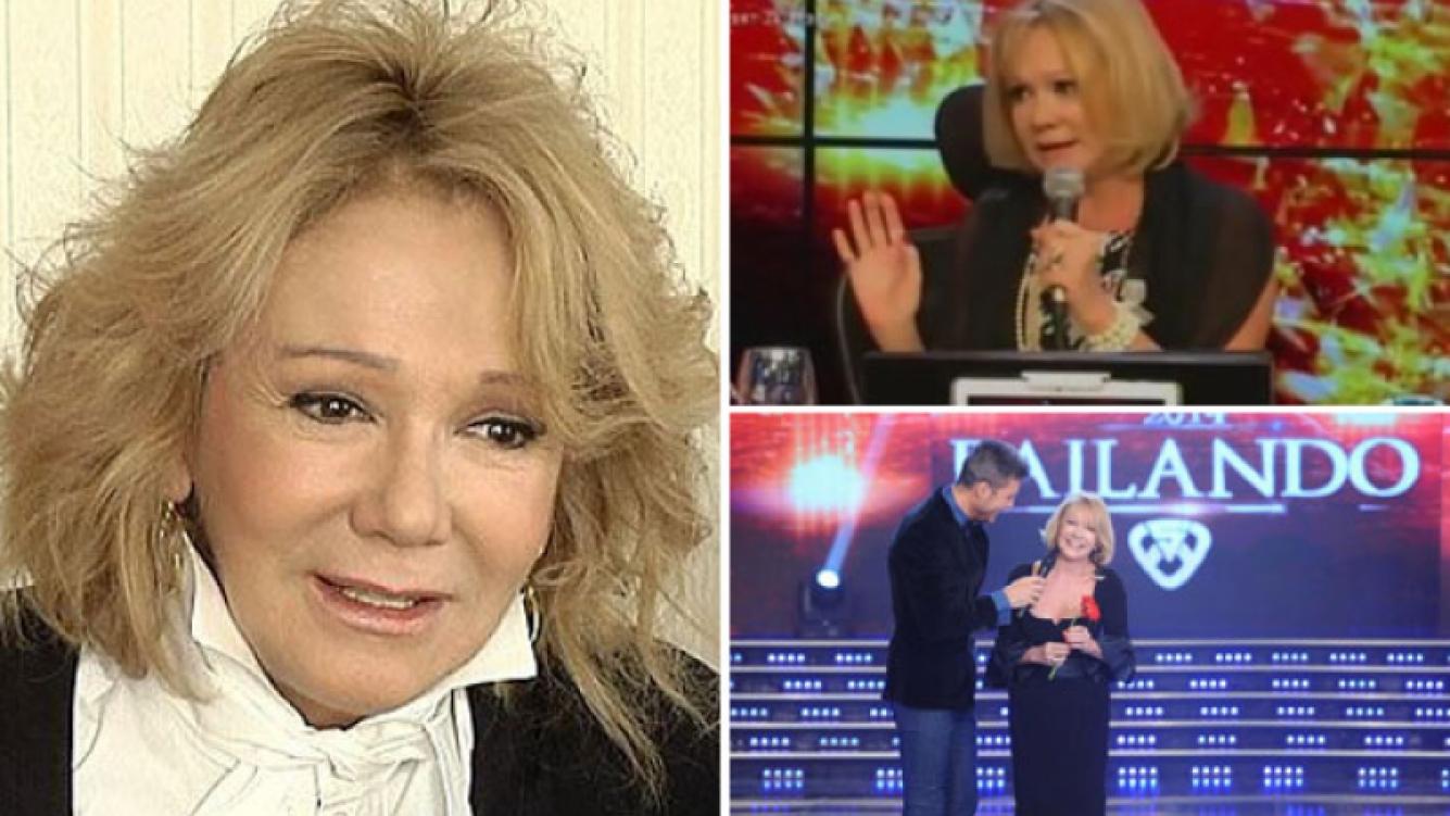 Soledad Silveyra, jurado del Bailando 2014. (Foto: Web)